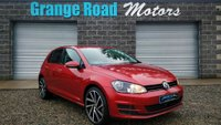 2016 VOLKSWAGEN GOLF 1.6 MATCH EDITION TDI BMT 5d 109 BHP £SOLD