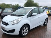 USED 2013 13 KIA VENGA 1.4 CRDI 2 5d 89 BHP Kia Warranty Until 2020 Just came into stock more photos and video coming soon ! give us a call on 01536 402161