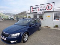USED 2014 14 SKODA OCTAVIA 1.6 SE TDI CR DSG 5d AUTO 104 BHP £43 PER WEEK, NO DEPOSIT - SEE FINANCE LINK