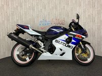2005 SUZUKI GSXR750  GSXR 750 K4 VERY CLEAN EXAMPLE FOR THE AGE 2005  £3690.00