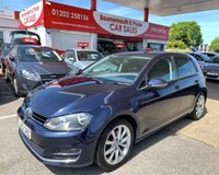 2013 VOLKSWAGEN GOLF 2.0 GT BLUEMOTION TECH TDI 5 DOOR £20 ANNUAL TAX £7495.00