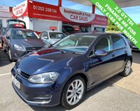 USED 2013 62 VOLKSWAGEN GOLF 2.0 GT BLUEMOTION TECH TDI 5 DOOR £20 ANNUAL TAX