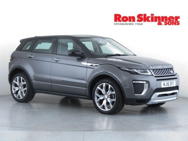 View our 2016 16 LAND ROVER RANGE ROVER EVOQUE 2.0 TD4 AUTOBIOGRAPHY 5d AUTO 177 BHP