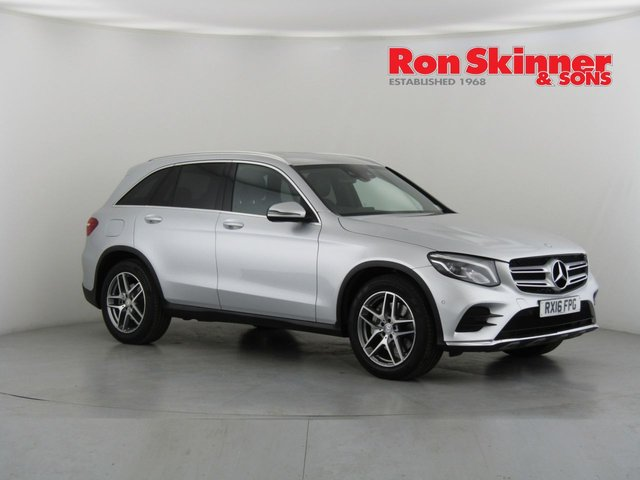 View our 2016 16 MERCEDES-BENZ GLC-CLASS 2.1 GLC 250 D 4MATIC AMG LINE 5d AUTO 201 BHP