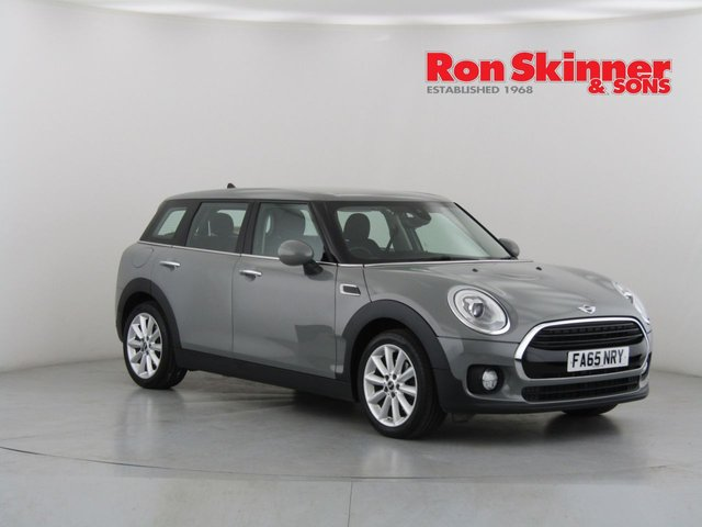 View our 2016 65 MINI CLUBMAN 2.0 COOPER D 5d 148 BHP with CHILI Pack