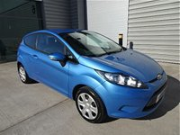 USED 2009 58 FORD FIESTA 1.2 STYLE 3d 59 BHP