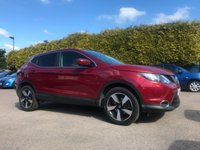 USED 2016 65 NISSAN QASHQAI 1.5 DCI N-TEC 5d ONE OWNER FROM NEW WITH SAT NAV NO DEPOSIT  PCP/HP FINANCE ARRANGED, APPLY HERE NOW