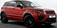 USED 2016 16 LAND ROVER RANGE ROVER EVOQUE 2.0 TD4 HSE Dynamic AWD (s/s) 5dr Auto Pan Roof, Black Pack, Keyless