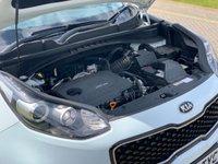 USED 2016 65 KIA SPORTAGE 1.7 CRDI 3 ISG 5d 114 BHP