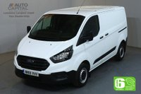 USED 2018 18 FORD TRANSIT CUSTOM 2.0 300 BASE L1H1 105 BHP SWB EURO 6 MANUAL VAN EURO 6 REAR PARKING SENSORS