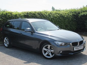 2012 BMW 3 SERIES 2.0 320D SE TOURING 5d AUTO £10600.00