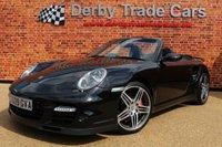 USED 2009 09 PORSCHE 911 3.6 TURBO TIPTRONIC S 2d 474 BHP