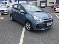 2017 HYUNDAI I10 1.0 SE 5d 65 BHP  Low insurance group £6250.00