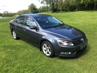 USED 2011 VOLKSWAGEN PASSAT 1.6 S TDI BLUEMOTION TECHNOLOGY 4d 104 BHP **EXCELLENT FINANCE PACKAGES**FULL SERVICE HISTORY**£30 ROAD TAX**