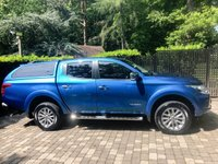 USED 2016 16 MITSUBISHI L200 2.4 DI-D 4X4 WARRIOR DCB 1d AUTO 178 BHP