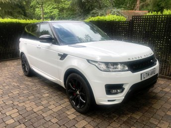 2014 LAND ROVER RANGE ROVER SPORT 3.0 SDV6 AUTOBIOGRAPHY DYNAMIC 5d AUTO 288 BHP £42495.00
