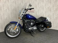 USED 2015 64 HARLEY-DAVIDSON SPORTSTER XL 1200 T SUPERLOW SPORTSTER 15 GOOD MILEAGE 2015 64