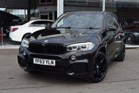 2013 BMW X5 3.0 XDRIVE30D M SPORT 5d AUTO 255 BHP £24990.00