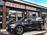 2011 BMW 1 SERIES 2.0 116D PERFORMANCE EDITION 5d 114 BHP £5000.00