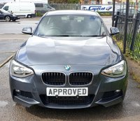 USED 2013 63 BMW 1 SERIES 1.6 116I M SPORT 5d AUTO 135 BHP 0% Deposit Plans Available even if you Have Poor/Bad Credit or Low Credit Score, APPLY NOW!