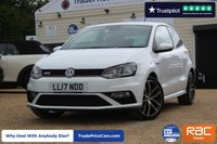 USED 2017 17 VOLKSWAGEN POLO 1.8 GTI 3d 189 BHP