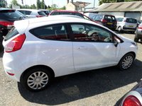 USED 2013 62 FORD FIESTA 1.2 STYLE 3d 59 BHP