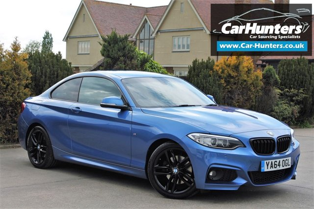 2015 64 BMW 2 SERIES 2.0 220D M SPORT ACTIVE TOURER 5d 188 BHP