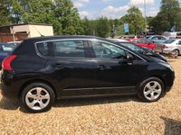 USED 2012 12 PEUGEOT 3008 1.6 ACTIVE HDI FAP 5d 112 BHP GREAT FUEL ECONOMY: