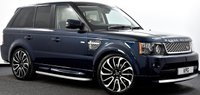 USED 2012 62 LAND ROVER RANGE ROVER SPORT 3.0 SD V6 Autobiography Sport 4X4 5dr Auto [8] F/S/H (6 Stamps), Great Spec +