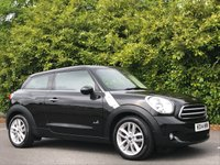 2014 MINI PACEMAN 1.6 PACEMAN COOPER D ALL4 3d 112 BHP £7950.00