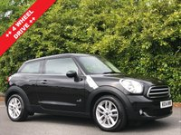 USED 2014 F MINI PACEMAN 1.6 PACEMAN COOPER D ALL4 3d 112 BHP