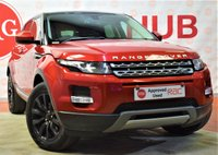 2014 LAND ROVER RANGE ROVER EVOQUE 2.2 SD4 PURE TECH 5 DOOR 4WD 190 BHP £17945.00
