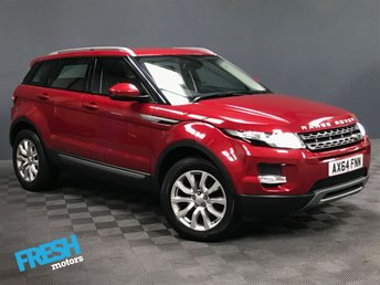 2014 LAND ROVER RANGE ROVER EVOQUE 2.2 SD4 PURE  £17000.00