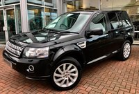 USED 2013 13 LAND ROVER FREELANDER 2 2.2 SD4 HSE 5d AUTO 190 BHP