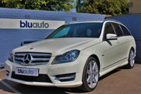 USED 2012 62 MERCEDES-BENZ C-CLASS 2.1 C200 CDI BLUEEFFICIENCY SPORT 5d AUTO 135 BHP 1 Owner, Full Mercedes History, Leather Seats, Heated Seats, Electric Seats, Cruise Control.........