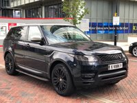 USED 2013 11 LAND ROVER RANGE ROVER SPORT 3.0 SDV6 HSE DYNAMIC 5d AUTO 288 BHP