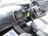 USED 2014 14 RENAULT CAPTUR 0.9 DYNAMIQUE MEDIANAV ENERGY TCE S/S 5d 90 BHP