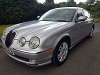USED 2002 02 JAGUAR S-TYPE 4.2 V8 SE 4d 300 BHP A Stunning Modern Day Classic!!! Great Spec and lovely order.