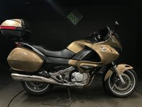 2006 HONDA DEAUVILLE NT 700. 2006. FSH. 34K. ABS. COLOUR CODED TOP BOX £2699.00