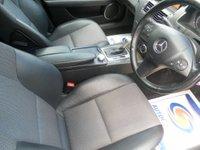 USED 2010 60 MERCEDES-BENZ C CLASS 2.1 C220 CDI BLUEEFFICIENCY SPORT 4d AUTO 170 BHP