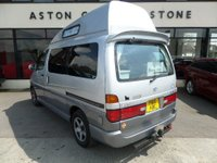USED 2008 P TOYOTA GRANVIA 3.0 KCH10 3d AUTO MOTORHOME 2 BIRTH ** GREAT SPECIFICATION **