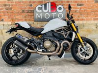 USED 2014 64 DUCATI MONSTER 1200 S ABS Termignoni Exhaust