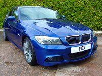 2011 BMW 3 SERIES 2.0 320D SPORT PLUS EDITION 4d AUTO 181 BHP £6975.00