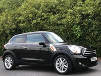 USED 2013 63 MINI PACEMAN 1.6 COOPER 3d 122 BHP