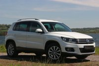 2014 VOLKSWAGEN TIGUAN 2.0 MATCH TDI BLUEMOTION TECHNOLOGY 5d 139 BHP £11375.00