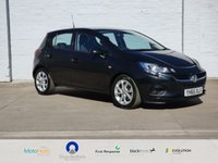 USED 2015 65 VAUXHALL CORSA 1.0 EXCITE AC ECOFLEX S/S 5d 113 BHP Full Vauxhall History DAB A/C Buy Now, Pay Later Finance!