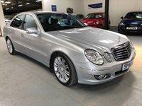 2008 MERCEDES-BENZ E CLASS 3.0 E320 CDI SPORT 4d AUTO 222 BHP £5495.00