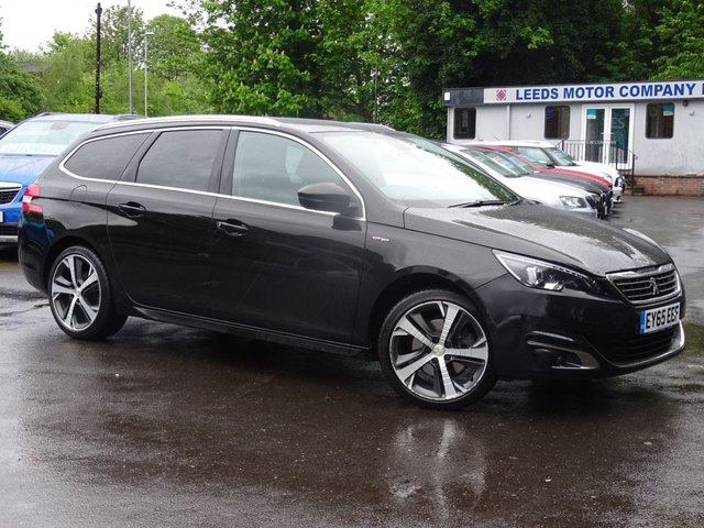 View our PEUGEOT 308
