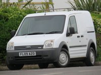 USED 2009 09 FORD TRANSIT CONNECT 1.8 T200 LX SWB 90 TDCI 1d 89 BHP