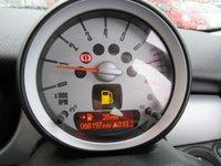 USED 2007 07 MINI HATCH ONE 1.4 ONE 3d 94 BHP